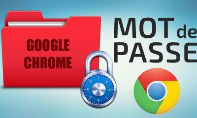 comment exporter ses mots de passe dans Chrome