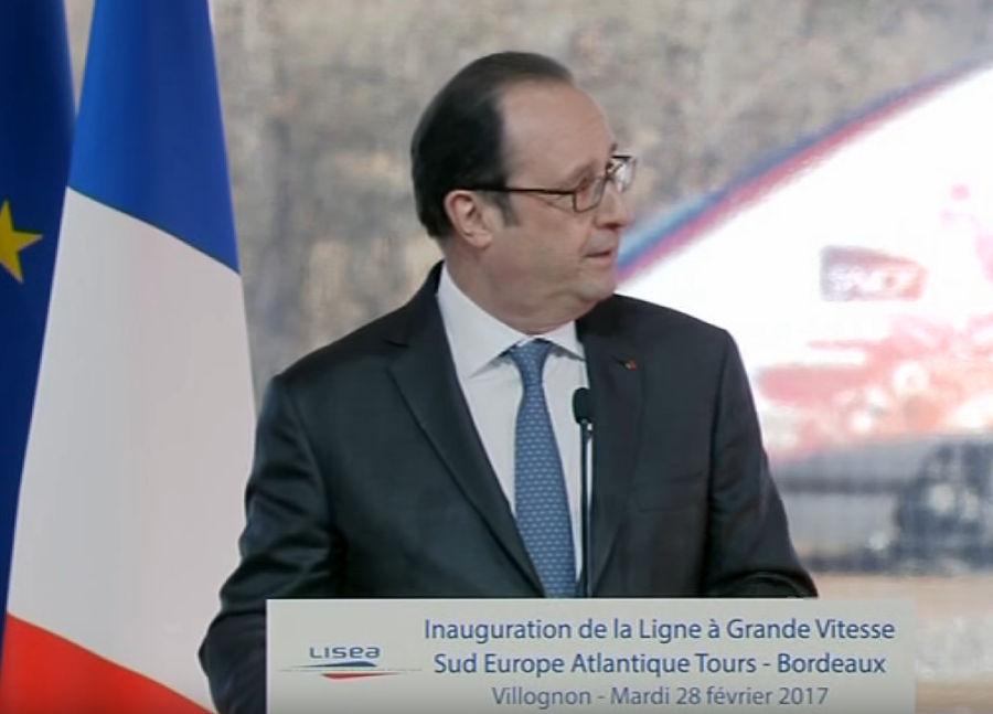 coup de feu discours François Hollande