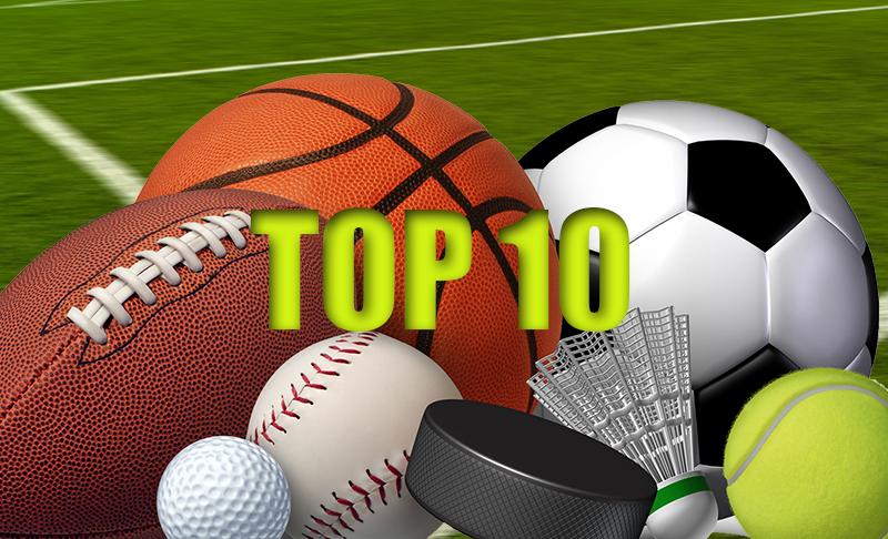 top 10 des sportifs francais 2016