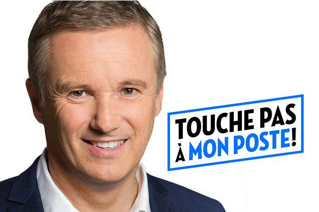 Nicolas Dupont-Aigan invité de Touche pas à mon Poste