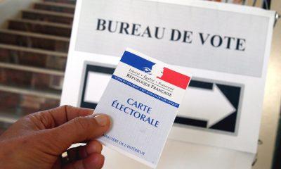bureau de vote aux élections 2017