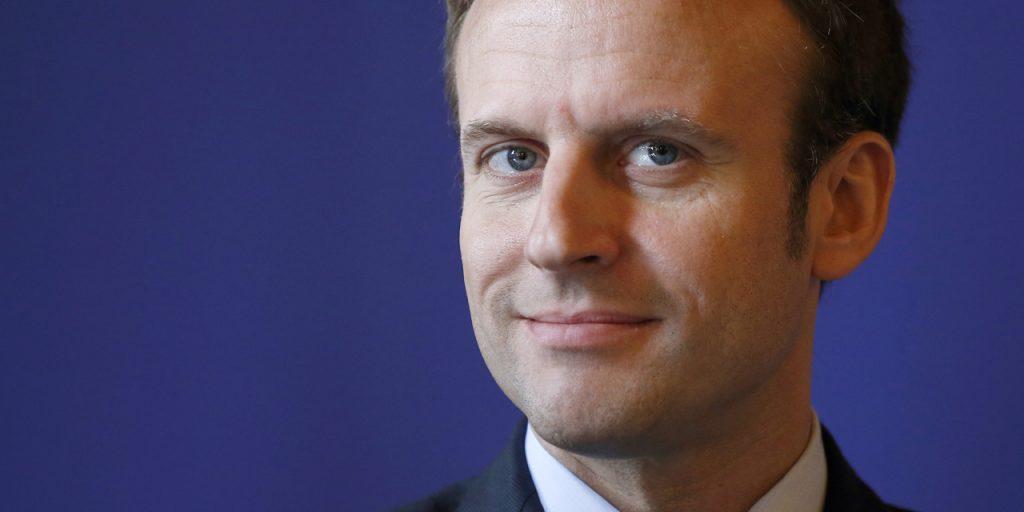 programme d'Emmanuel Macron pour la présidence 2017